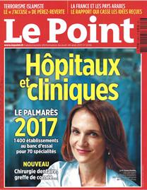 Classement Le Point