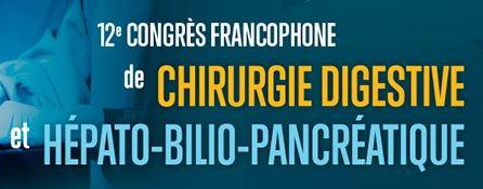 Congrès 2016 de la Société Française de Chirurgie Digestive