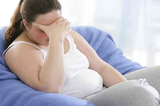 symptome de l'obesité : la dépression