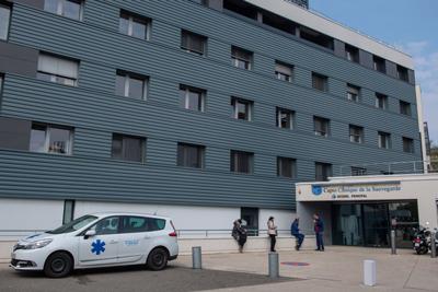 Hospitalisation conventionnelle Clinique de la Sauvegarde