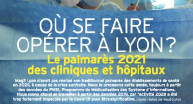 Palmarès clinique 2021