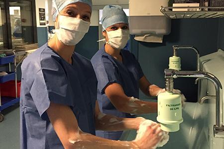 infirmières centre lyonnais chirurgie digestive