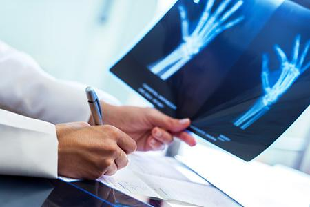 équipe radiologie